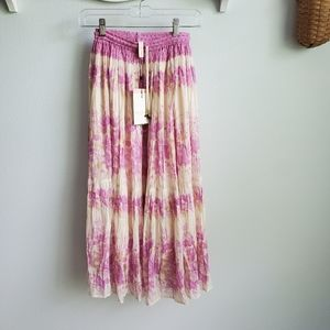 Spell & the Gypsy Collective coco Lei skirt lilac